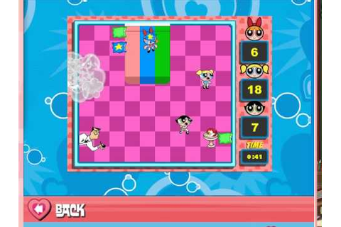 TK's Lets Play: Powerpuff Girls - Pillow Fight (Flash ...