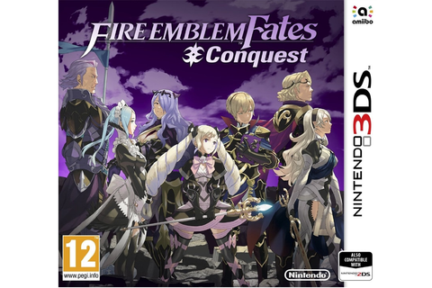 Fire Emblem Fates: Conquest - 3DS/2DS Game | Multirama.gr