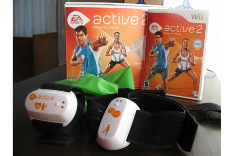 Review: EA Sports Active 2 for the Wii - Frugal Upstate