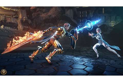 MMO Skyforge To Get PS4 Pro 4K/HDR Support; New Expansions ...
