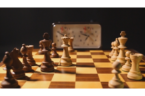 Classic Chess Game & Checkmate with Chess Clock. by ...