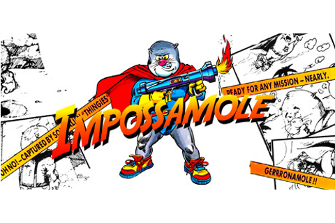 Impossamole on Steam