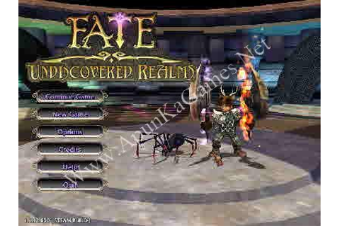Fate: Undiscovered Realms PC Game - Free Download Full Version