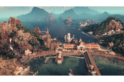 Anno 1800 Is The Latest Ubisoft Game To Switch To Epic's ...