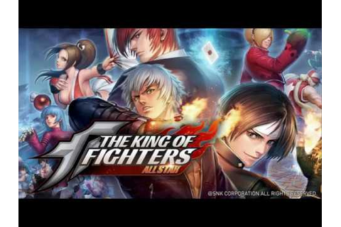 The King of Fighters All Star - First Gameplay - YouTube