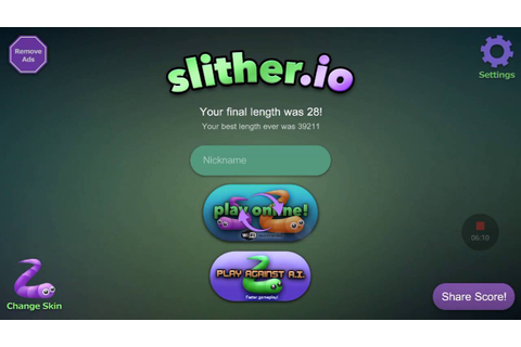Slither.io pro gameplay
