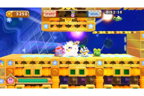 [Kirby's Dream Collection] Challenge Stages - Kirby vs ...
