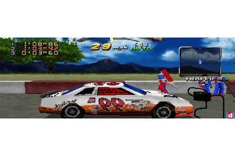 Daytona USA: Championship Circuit Edition - Team VVV