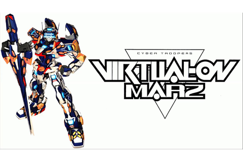 Virtual-On MARZ - Waltz of the Universe (EXTENDED) - YouTube