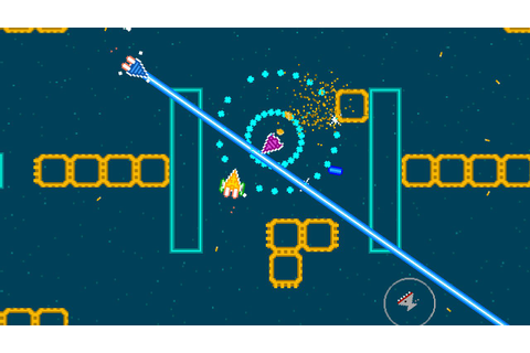 Astro Duel Deluxe (Switch eShop) News, Reviews, Trailer ...