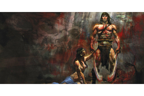 3 New Conan the Barbarian Video Games Are In Development