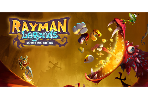 Rayman Legends: Definitive Edition | Nintendo Switch ...
