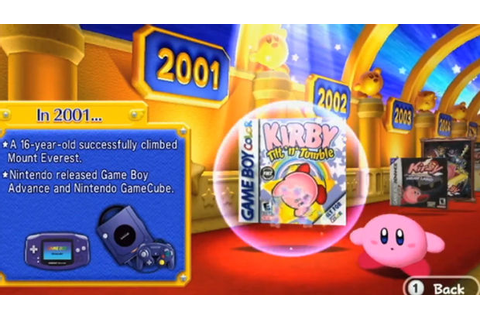 Review: Kirby's Dream Collection