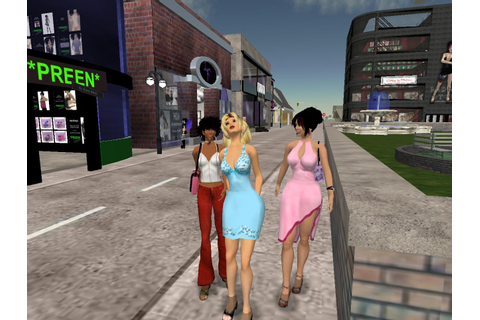 Games Like Virtual Families - Virtual Worlds for Teens