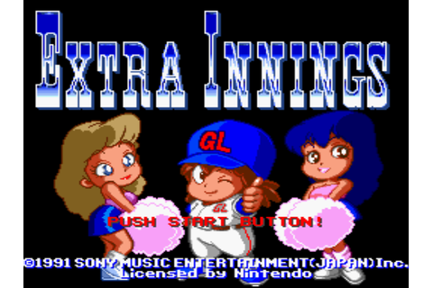 Extra Innings Download Game | GameFabrique