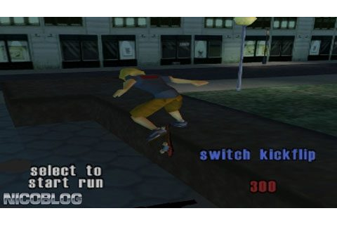 Thrasher Skate & Destroy (USA) PSP Eboot - CDRomance