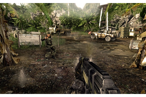 Crysis Warhead Game - Free Download Full Version For PC