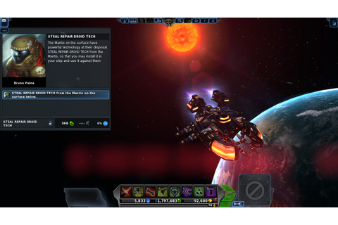 Pirate Galaxy - Das epische 3D Online Space Adventure