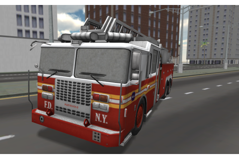 Fire Truck Driving 3D - Android Apps on Google Play