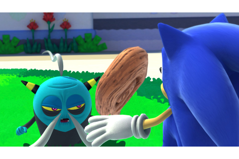 Sonic Lost World (Wii U) Screenshots