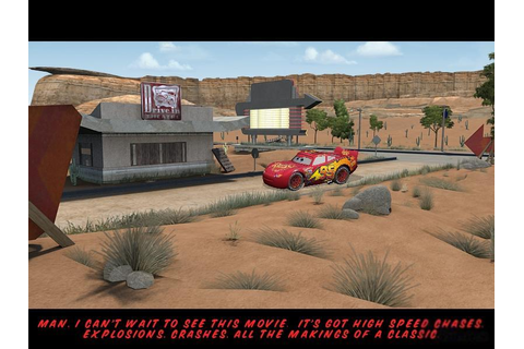 Disney/Pixar Cars: Radiator Springs Adventures Download ...