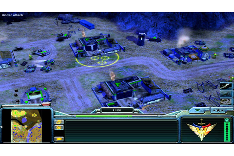 Command and Conquer: Generals - Zero Hour Full USA ...
