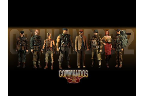 GAMES AND SOFTWARE: COMMANDOS:MEN OF COURAGE FREE DOWNLOAD ...