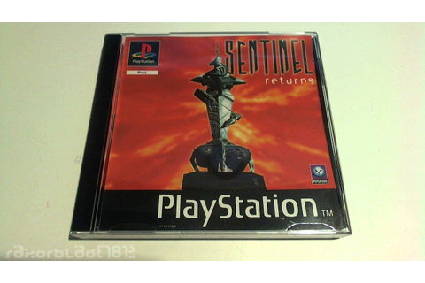 PS1 - Sentinel Returns OST - In-Game Music 1 - YouTube