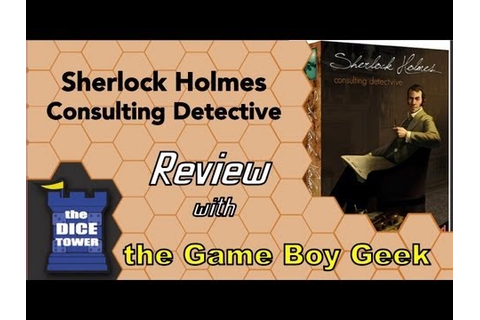 Sherlock Holmes Consulting Detective Review - with the ...