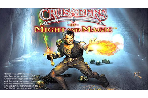 Crusaders of Might and Magic [PC] - Game Classic - [HD ...