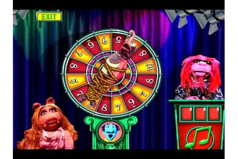 The Muppet CD ROM : Muppets Inside PC Games Review - YouTube