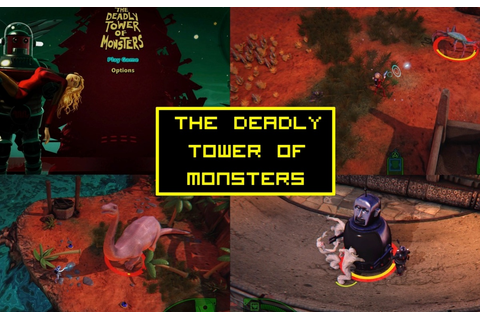 PS4 Review: The Deadly Tower of Monsters – Game Jurk