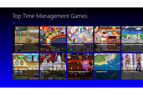 Top Time management games for Windows 10 free download on ...
