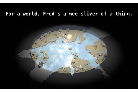 The World Named Fred on Steam - PC Game | HRK