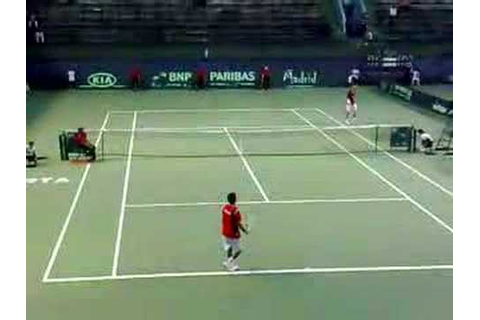 Indonesia vs Hong Kong Davis Cup Tennis Match - YouTube