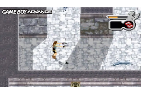 Tomb Raider: The Prophecy (Gameboy Advance Gameplay) - YouTube