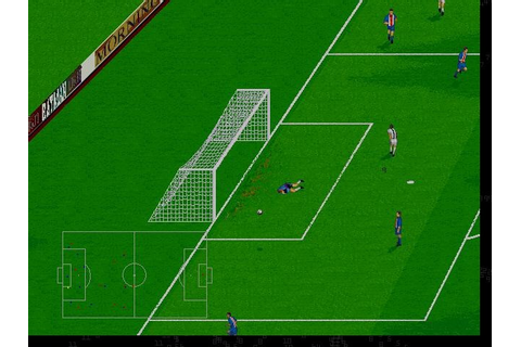 Скриншоты World Football 98 - Cup Edition на Old-Games.RU