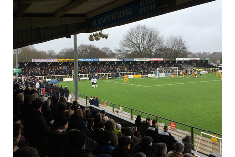 Report: Bromley 2-2 Maidstone United | Bromley Football Club