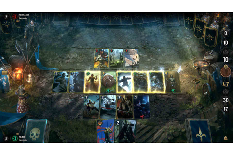 GWENT: The Witcher Card Game Game | PS4 - PlayStation