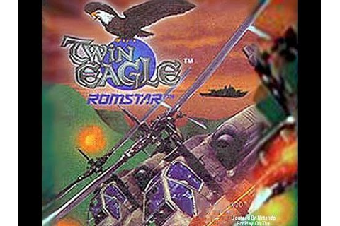 Mediocre Game Showcase 002 - Twin Eagle: Revenge Joe's ...