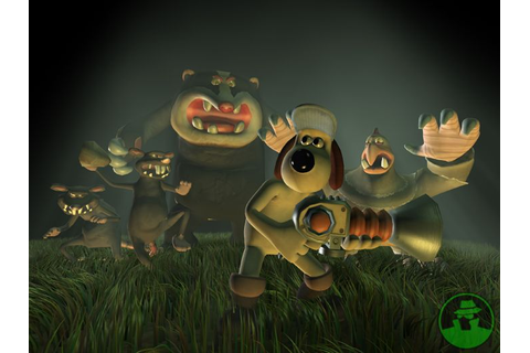 Wallace & Gromit: The Curse of the Were-Rabbit Screenshots ...