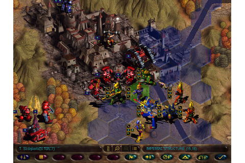 Warhammer 40,000: Rites of War (Windows) - My Abandonware