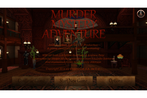 'whodunnit' Murder Mystery Adventure Comes to STEAM ...