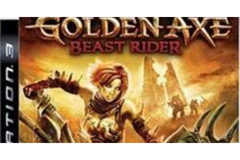 Golden Axe Beast Rider - PS3 ISO - Free Download PC Games