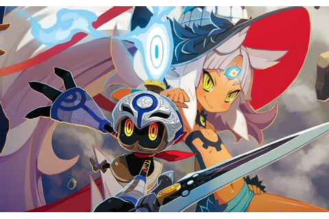 Video gameplay per The Witch And The Hundred Knight 2