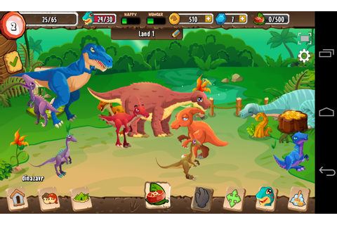 Dino Land - Android Apps on Google Play