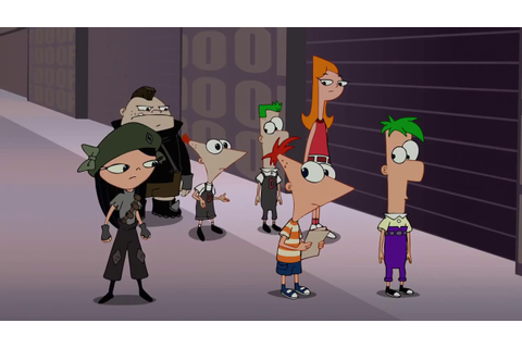 Phineas and Ferb the Movie: Across the 2nd Dimension HINDI ...