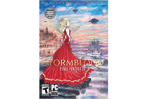 FINAL FANTASY XIV: Stormblood Collector's Edition PC [Game ...