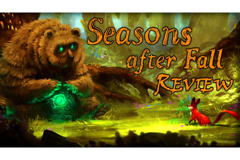 Seasons After Fall Review - YouTube