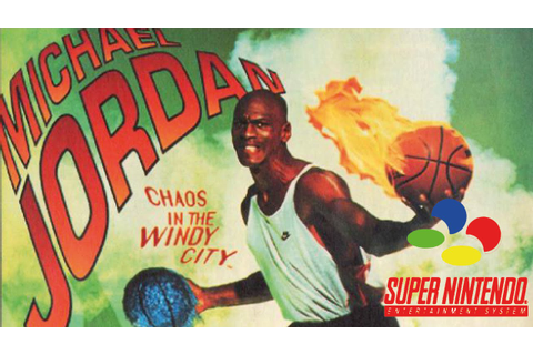Michael Jordan: Chaos in The Windy City [gameplay Video ...